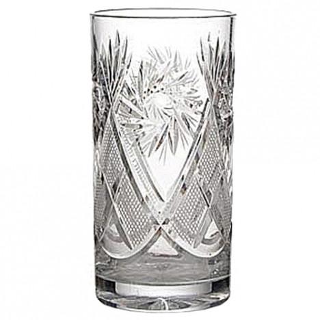 Хрустальный стакан ручной работы