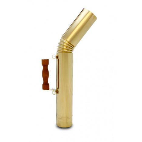 Труба для топки самовара «Латунная»