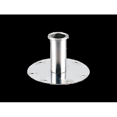 Фланец на бак (кламп 2 дюйма) для кубов Добрый Жар и Феникс