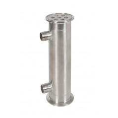 Дефлегматор 7 ниток, 12 мм под кламп 2 дюйма, длина 20 см.