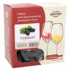 """Набор для приготовления домашнего вина Beervingem """"Буффало"""" на 13,5 л"""