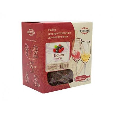 """Набор для приготовления домашнего вина Beervingem """"Лесная ягода"""" на 13,5 л"""