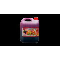 Сок красного Винограда 5 кг